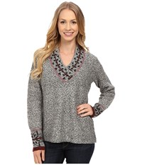 Royal Robbins Mystic Long Sleeve Pullover Charcoal Women's Sweater Gray