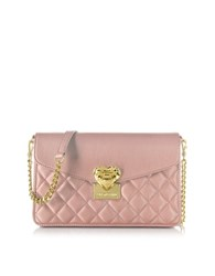 Love Moschino Quilted Medium Shoulder Bag Pink