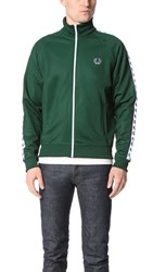 Fred Perry Laurel Wreath Tape Track Jacket Ivy