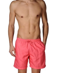 Franks Swimming Trunks Coral