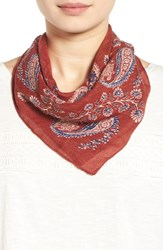 Women's Treasure And Bond 'Desert Paisley' Bandana