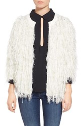 Women's Leith Shaggy Open Front Cardigan