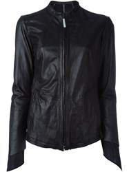 Isaac Sellam Experience 'Tenace' Zipper Jacket Black