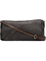 Numero 10 'Gergia' Cross Body Bag Black