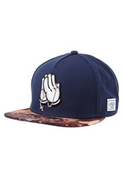 Cayler And Sons Cap Navy Gold Dark Blue