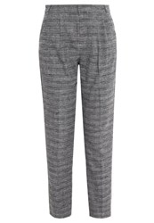M A C Mac Trousers Stone Grey