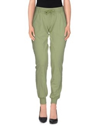 Freddy Casual Pants Acid Green