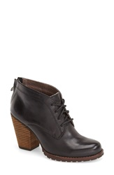 Eastland 'Victoria 1955' Lace Up Bootie Women Black