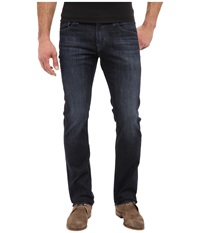 Ag Adriano Goldschmied Matchbox Slim Straight In Stallo Stallo Men's Jeans Blue