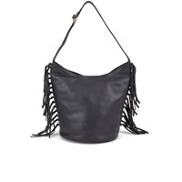 Ugg Australia Women's Lea Leather Hobo Bag Black