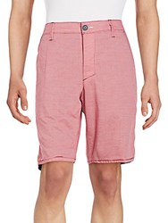 Howe Switch Stance Cotton Shorts Picante