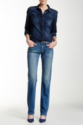 Ag Jeans Tomboy Relaxed Straight Leg Jean Blue