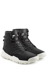 Nike Sfb Field Boot Sneakers With Leather Multicolor