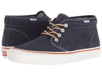 Vans Chukka Boot 49 Reissue 50Th Stv Navy Suede Skate Shoes