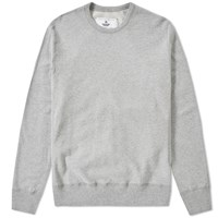 Reigning Champ Terry Crew Sweat Grey
