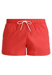 Pier One Swimming Shorts Red