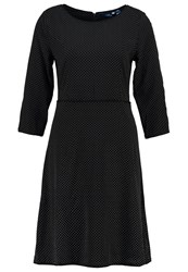 Tom Tailor Summer Dress Black