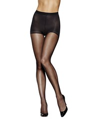 Hanes Silk Reflections Ultra Sheer Tights With Control Top Jet