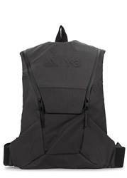 Y 3 Sport Running Reflective Shell Backpack Black