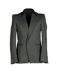 Karl Lagerfeld Suits And Jackets Blazers Men Military Green