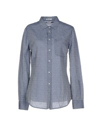 Cycle Shirts Shirts Women Slate Blue