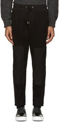 Diesel Black P Britpop Lounge Pants