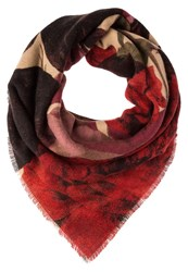 Esprit Scarf Berry Red