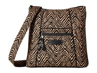 Vera Bradley Hipster Zebra Cross Body Handbags Animal Print