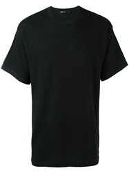 Alexander Wang T By Short Sleeve Jumper Black