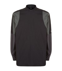Adidas Icon Contrast Panelled Pullover Male Black