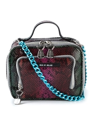 House Of Holland 'Lunch Box' Bag Multicolour
