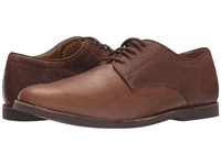Sebago Norwich Oxford Brown Bison Leather Men's Lace Up Casual Shoes