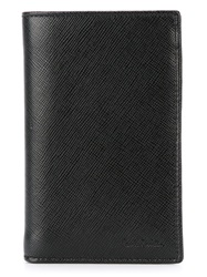 Paul Smith Fold Over Wallet Black