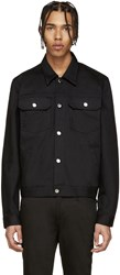 Blk Dnm Black Denim 15 Jacket