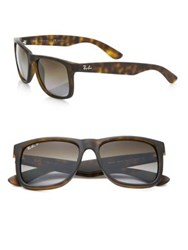 Ray Ban Gradient Rectangle 54Mm Sunglasses