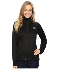 The North Face Agave Full Zip Tnf Black Women's Sweatshirt
