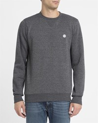 Element Charcoal Protected Round Neck Sweatshirt Grey