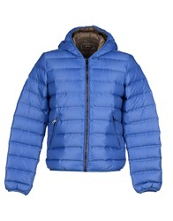 At.P. Co At.P.Co Coats And Jackets Down Jackets Men Azure
