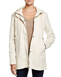 Moon And Meadow Sherpa Lined Anorak Sweet Cream