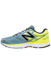 New Balance 680 V3 Cushioned Running Shoes Riptide Blue