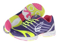 Spira Stinger Xlt Grape Lime White Women's Running Shoes Purple