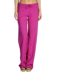 Fisico Cristina Ferrari Beach Pants Dark Purple