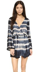 Blue Life New Boho Sleeve Dress Shangri La