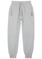 Blood Brother Vostok Grey Cotton Jogging Trousers