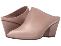 Seychelles Got The Answer Pink Leather Women's Clog Shoes