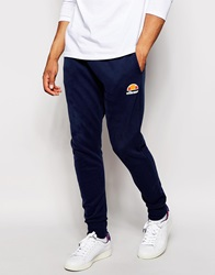 Ellesse Skinny Sweatpants Navy