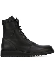 Ann Demeulemeester Ankle Boots Black