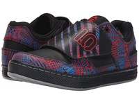Five Ten Freerider Elc Psychedelic Red Blue Men's Shoes Black