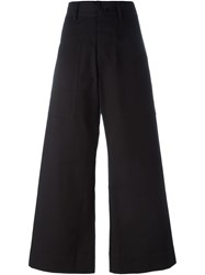 Studio Nicholson 'Manzoni' Trousers Black