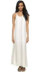 Myne Catalina Maxi Dress Ikat Stripe